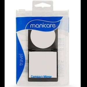 Manicare Compact Travel Mirror - BRAND NEW, SEALED